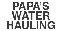 Papas Water Hauling